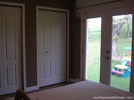 Master Bedroom Before 2