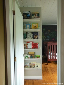 Building Book Shelves