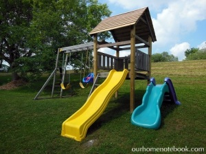 Building a Playset