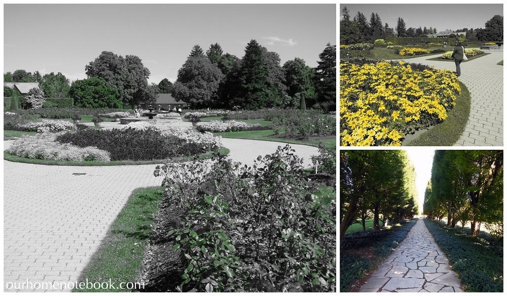 5th Anniversary Trip - Botanical Gardens