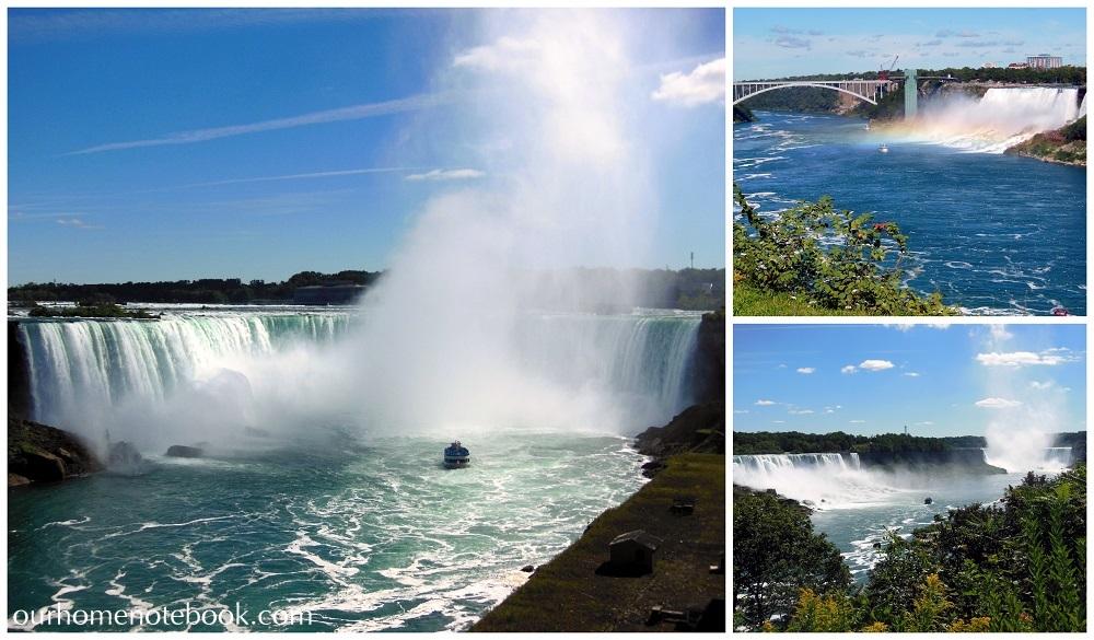 5th Anniversary Trip - The Falls